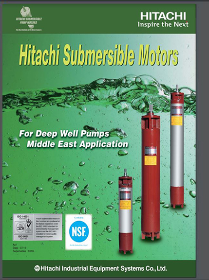 hitachi-water-filled
